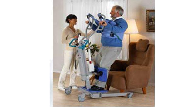 equimed produits leve personne le verticalisateur sara 3000. Black Bedroom Furniture Sets. Home Design Ideas